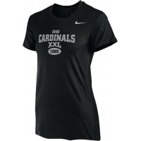 Ione 12: Nike Women's Legend Short-Sleeve Training Top- Black