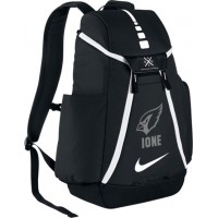 Ione 40: Nike Elite Max Air Team 2.0 Backpack - Black
